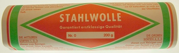 Stahlwolle 0